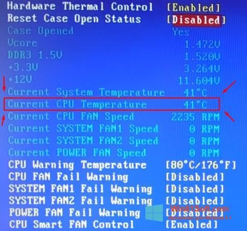 Скриншот программы Boostek-9x для Windows 8.1
