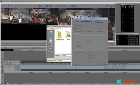 Скриншот программы Avid Media Composer для Windows 8.1