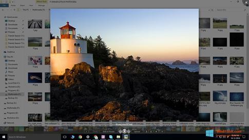 Скриншот программы Picasa Photo Viewer для Windows 8.1