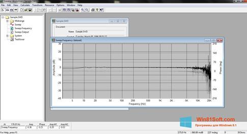 Скриншот программы Speaker для Windows 8.1