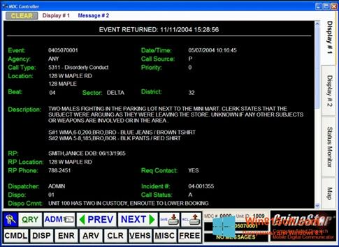 Скриншот программы MDC для Windows 8.1