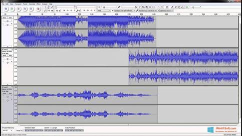 Скриншот программы Lame MP3 Encoder для Windows 8.1